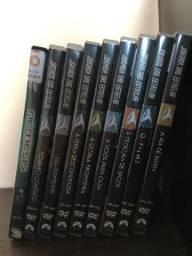 DVDs Jornadas nas estrelas