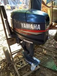 Motor Yamaha 25hp muito conservado - 2009