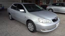 Corolla Xei 2008 emplacado 2018 - 2008