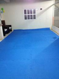 Tatame azul EVA 1mX1mX40mm = 39m2