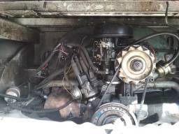 Kombi de carroceria ano 96 - 1996