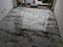 Apolloevoluttion colocaçao de piso $15,00 metro