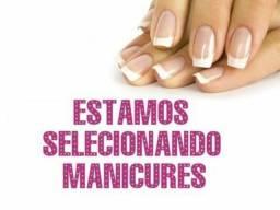 Vaga para manicure com experiencia