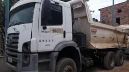 Caminhão volks 31320 - basculante