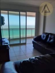 Apartamento com 2 dormitórios para alugar, 70 m² por r$ 1.600/mês - praia campista - macaé