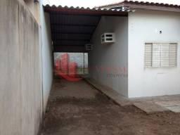 Casa à venda com 2 dormitórios em Residencial aguas claras, Cuiabá cod:CA00092