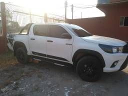 Hillux Branca, 2.8, 4x4, diesel, 2018/2019 - 2018