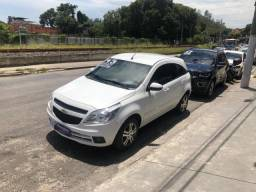 CHEVROLET AGILE 2013/2013 1.4 MPFI LTZ 8V FLEX 4P MANUAL - 2013