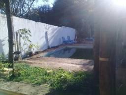 Rancho beira Rio Pardo