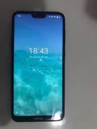 V/T Nokia 6.1 PLUS 6gb ram