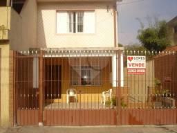 Casa à venda com 2 dormitórios em Vila mazzei, São paulo cod:169-IM171432