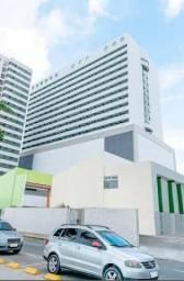 Flat com 1 dormitório à venda, 41 m² por R$ 300.000,00 - Casa Caiada - Olinda/PE