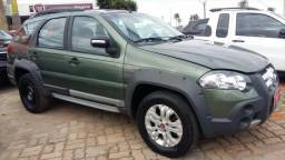 FIAT PALIO 1.8 MPI ADVENTURE WEEKEND 16V FLEX 4P AUTOMATIZADO - 2011