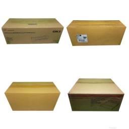 Lote com 6 Unidade Fusora e Kit de Manutenção Okidata Original Novo