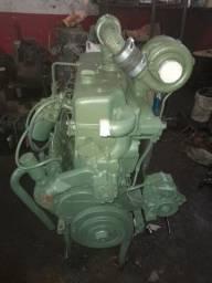 Motor  mercedes 352 turbinado