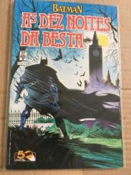 Batman as dez noites da besta