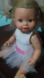 Linda boneca colecionadores