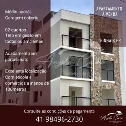 Apartamento dois quartos otima localização Pinhais