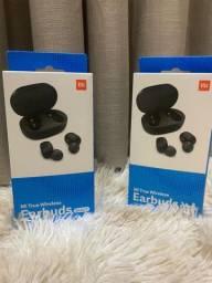 Fone Xiaomi earbuds Sem fio