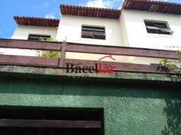 Casa à venda com 4 dormitórios em Grajaú, Rio de janeiro cod:TICA40124