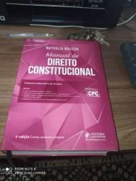 Livro de direito constitucional