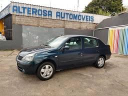 Renault Clio 1.6 FLEX sedan 2006 COMPLETO