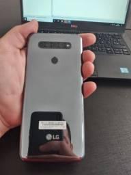 LG k51s 64gb novo nao aceito M.L