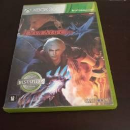 Jogo Dmc 4 original de Xbox 360 platinum hits