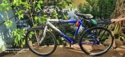 Bicicleta com garupeira
