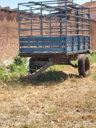Carreta agrícola boiadeira