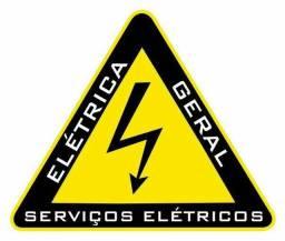 Eletricista executamos todos os serviços elétricos em geral ligue agora