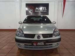 Clio Sedan 1.6 Privilege 2004 Impecável