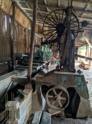 Emprego em serraria