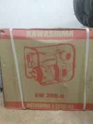 Motobomba kawashima GW200-H