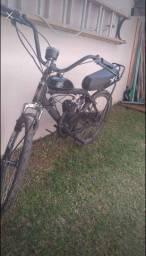 Bike motorizada zero