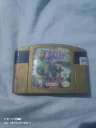 Fita N64 Zelda Majora's Mask