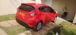 New Fiesta hatch Titanium 2014