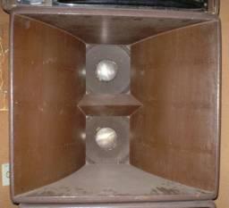 Caixa para graves-médios antiga , mod ccdb M-12.- 008 -
