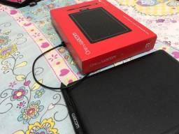 Mesa Digitalizadora Wacom One Small Black E Red