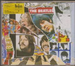 The Beatles - Anthology 3 (Apple / EMI 1996) 2 CD's (Duplo Importado Europeu)