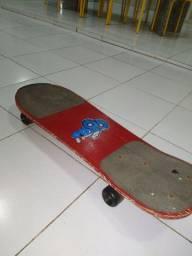 Skate seminovo por 80 reais