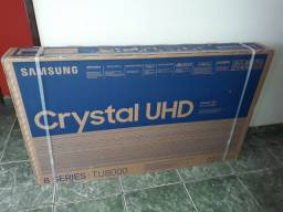 "Samsung Smart TV 65"" Crystal UHD 65TU8000 4K, Wi-fi, Borda Infinita"