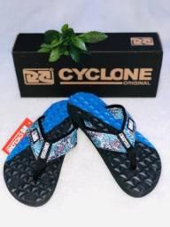 Sandálias Cyclone no atacado direto da fábrica