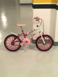 Bicicleta aro 16 - menina