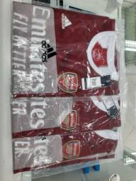 Camisa Arsenal temporada 20/21