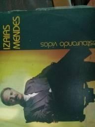 Disco vinil Isaias Mendes