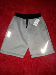 Bermuda Moletom Premium Nike