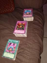 Lote de cartas Yugioh originais