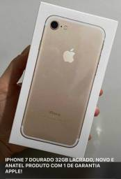 IPHONE 7 dourado 32Gb