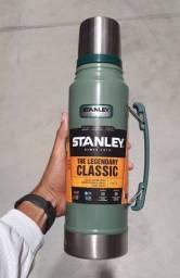 Garrafa Térmica Classic Stanley 1 Litro Hammertone